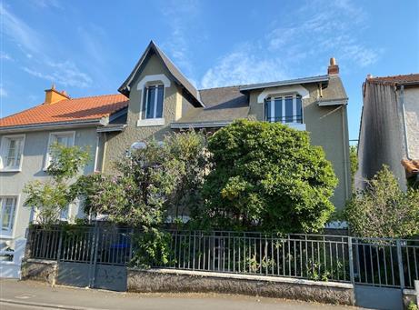 Maison à vendre St Sebastien Sur Loire 160 m²