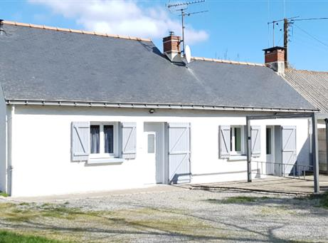 Maison à vendre à 1.5 kms de Nort sur Erdre